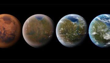 De regreso al pasado: de colonizaciones, organismos y terraformaciones